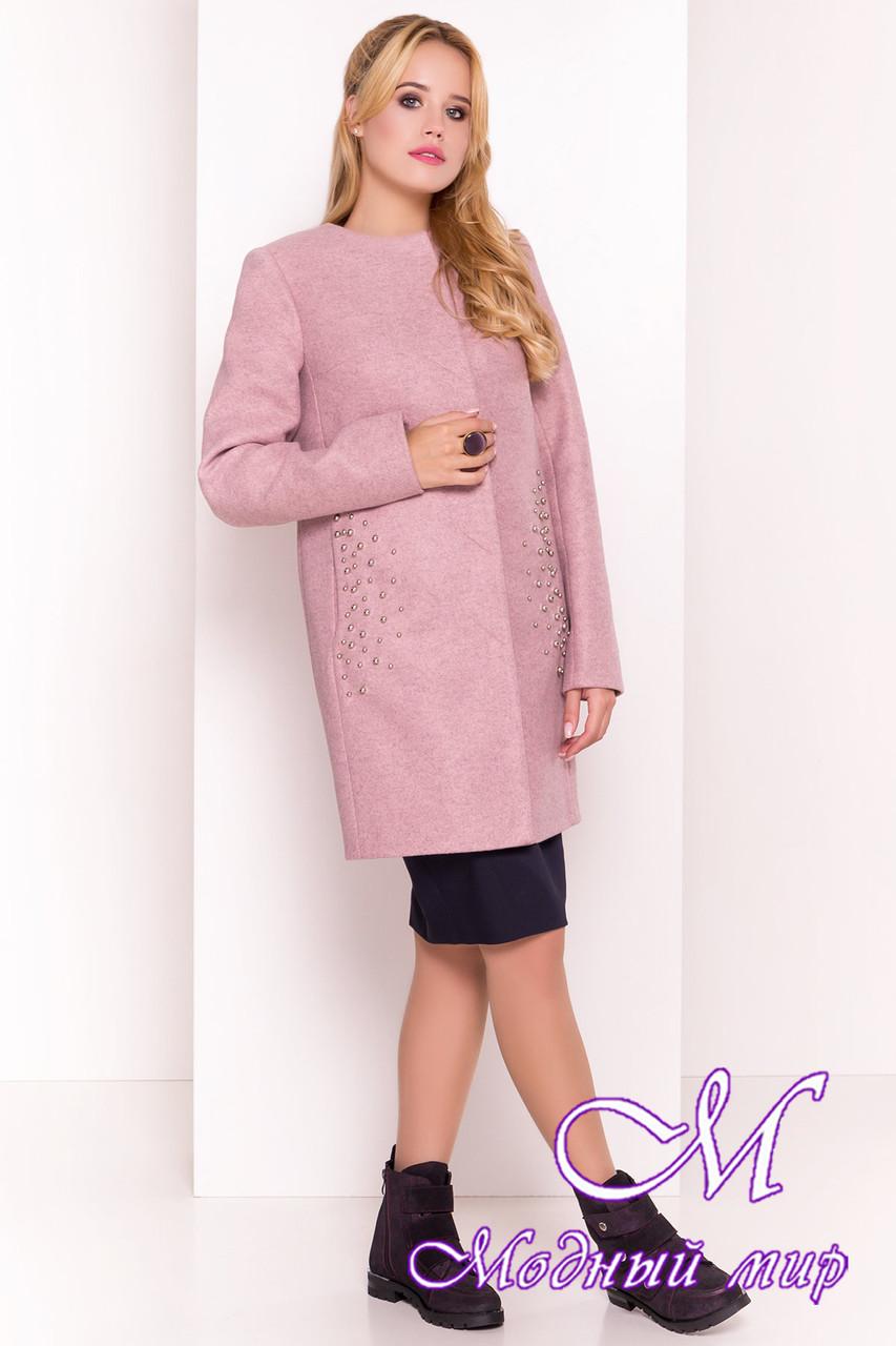 Женское красивое осеннее пальто (р. S, M, L) арт. Абрис 5396 - 36589