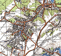Вынос земельных участков в Обуховском районе