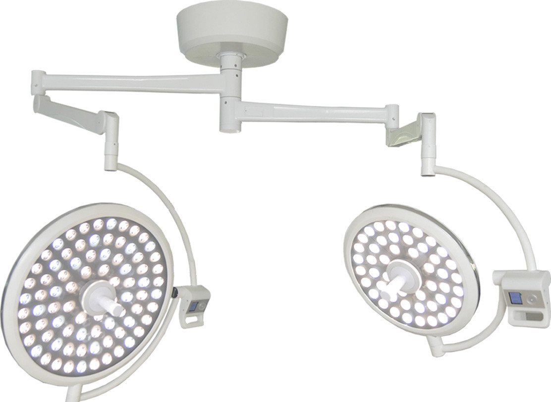 Светильник ART-II 700/500 потолочный бестеневой двухкупольный