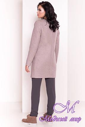 Красивое женское осеннее пальто (р. S, M, L) арт. Абрис 5396 - 36576, фото 2
