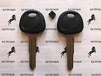 Корпус авто ключа под чип для KIA (КИА) левое с упором