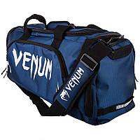 Сумка Venum Trainer Lite Sport Bag Navy Blue (2123), фото 1