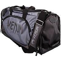 Сумка Venum Trainer Lite Sport Bag Grey Black (2123), фото 1