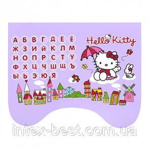 Детская парта Bambi (Metr+) М 0324-9 Hello Kitty со стульчиком, регулируемая , фото 2