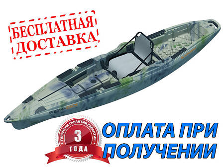 Каяк рыболовный KOLIBRI (Колибри) FISH-n-GO!, фото 2