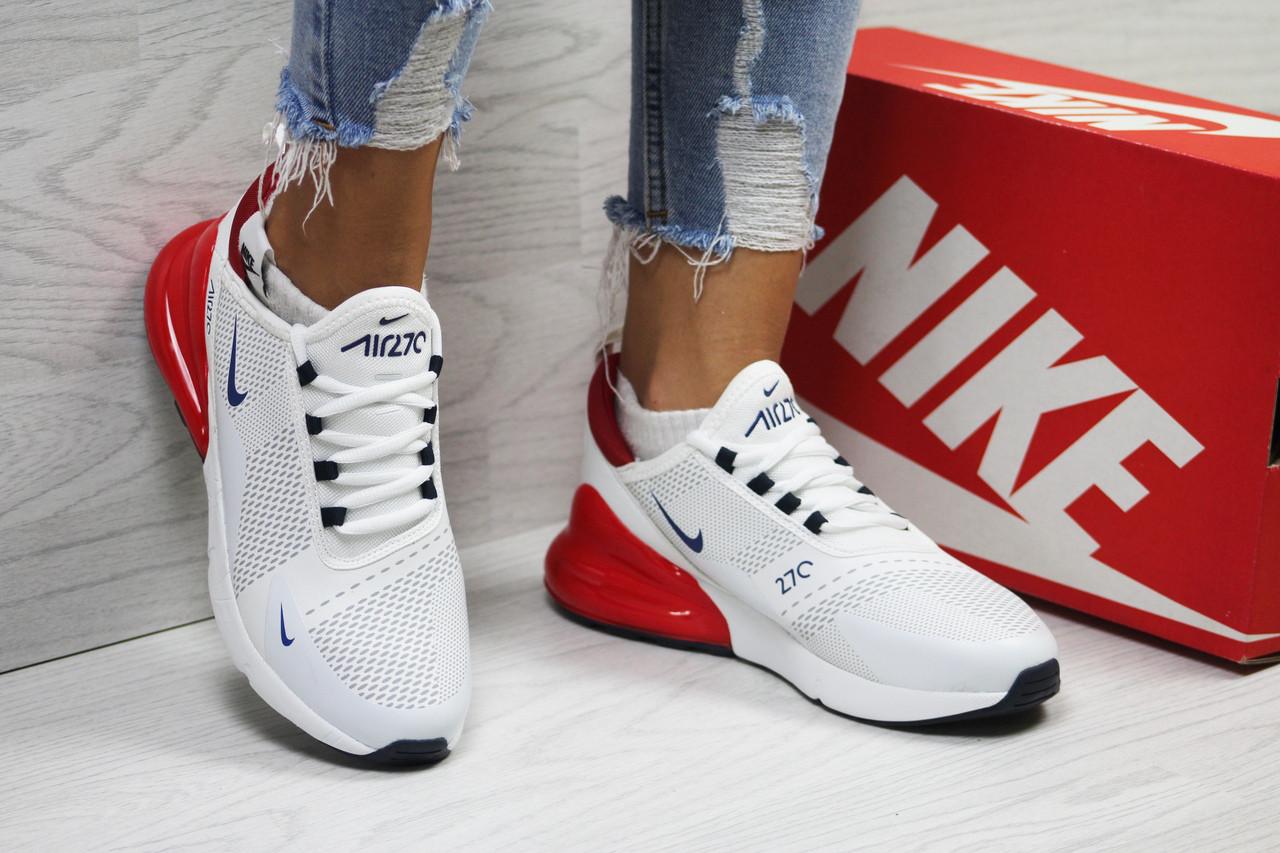 Женские кроссовки Nike Air Max 270 (6030)  0c712e51241bd