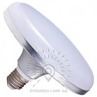 """LED Лампа LEMANSO """"НЛО"""" 12W E27 720LM 6500K (золото/серебро)"""