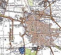 Вынос земельных участков в Бориспольском районе