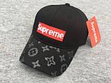 Бейсболки SUPREME. Качественные кепки и бейсболки supreme. Стильные бейсболки., фото 2