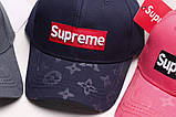 Бейсболки SUPREME. Качественные кепки и бейсболки supreme. Стильные бейсболки., фото 3