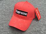 Бейсболки SUPREME. Качественные кепки и бейсболки supreme. Стильные бейсболки., фото 9
