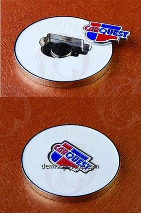 Монета с логотипом на магните, фото 2