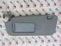 Козырек солнцезащитный левый GEELLY EMGRAND EC7 1068050287