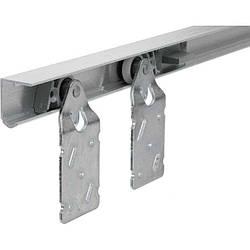 Раздвижная система для двери 1,8м Новатор 288 до 30 кг.