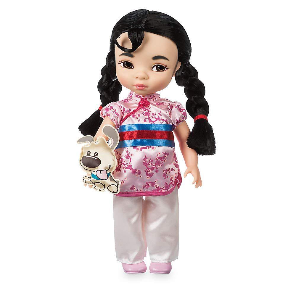 Кукла Мулан Аниматор Дисней