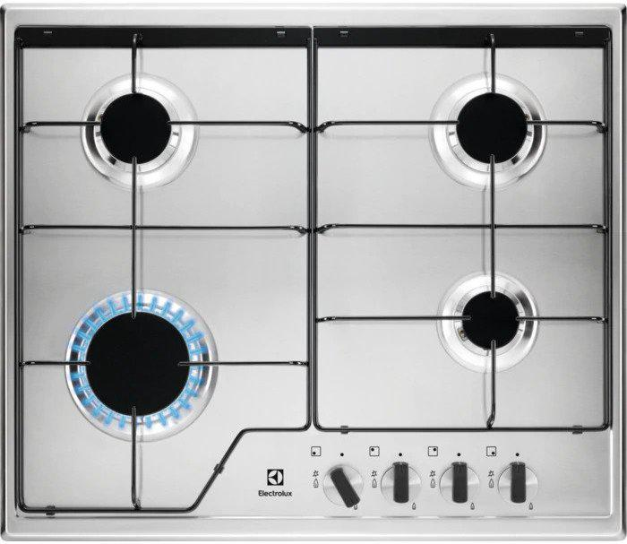Газовая варочная поверхность Electrolux GPE 262 MX