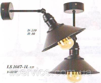 """Светильник Loft ТМ """"ДЕКОРА""""  НББ 1*60ВТ, Е27, номер 12110, фото 2"""