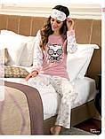 Женские пижамы в подарок качественные и удобные., фото 3