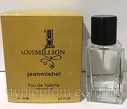 Туалетная вода для мужчин jeanmishel Love 1 Milion 60ml