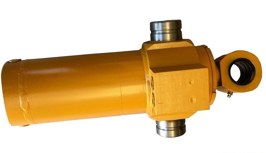 Гидроцилиндр 6-ти штоковый с внешним кожухом (длина 1 штока 770 мм) тип К