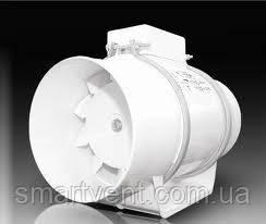 Круглый канальный вентилятор Dospel TURBO 125 HS