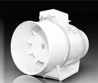 Круглый канальный вентилятор Dospel TURBO 125 HS, фото 1