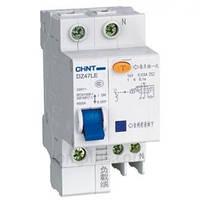 Дифференциальные автоматы DZ47LE 1(3)P+N 6kA 100mA