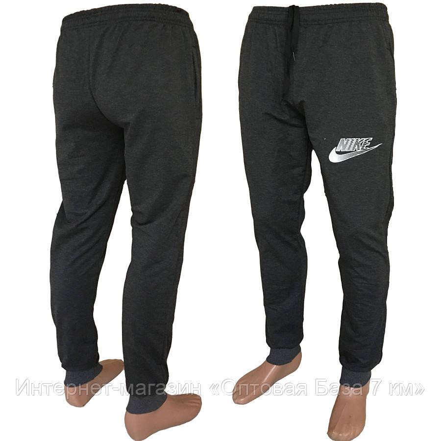 4adb45bf Спортивные штаны мужские оптом - трикотаж, на манжетах (46-54 норма) Китай