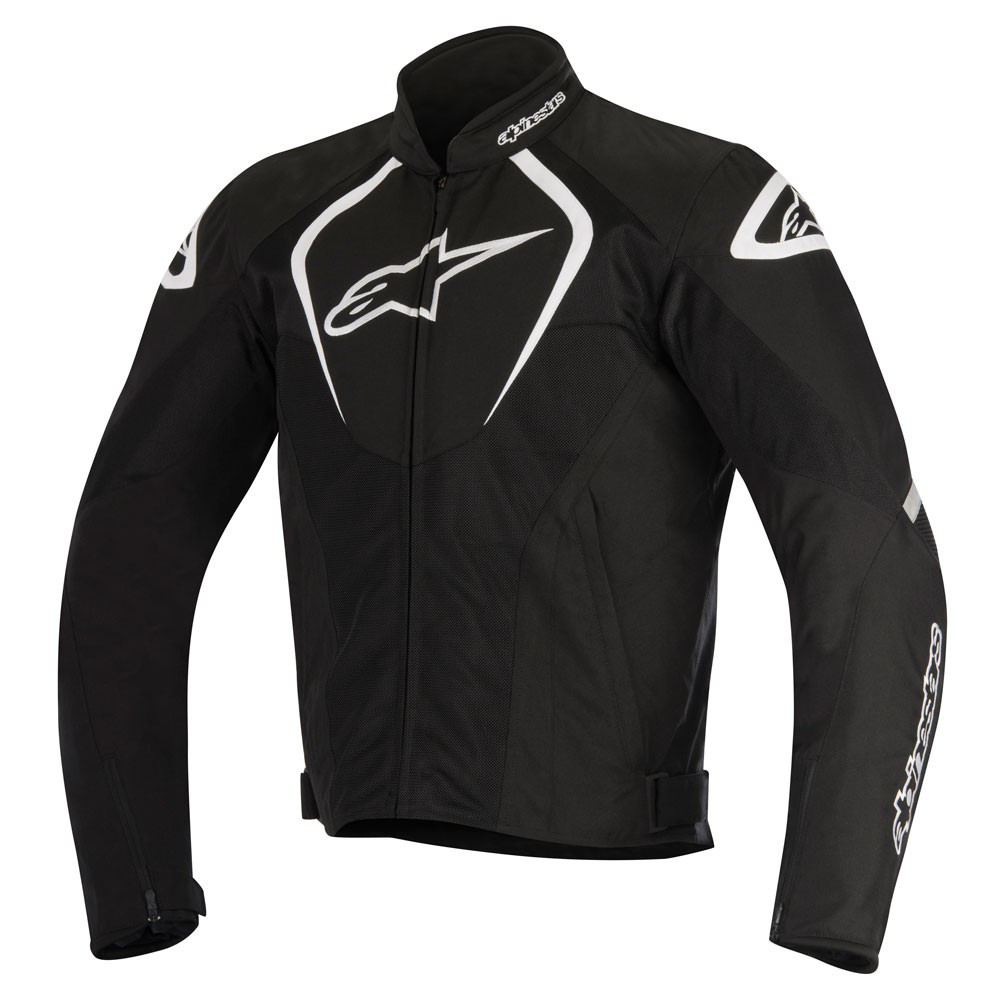 "Куртка Alpinestars T-JAWS V2 AIR ""L"" (50р.) black текстиль"