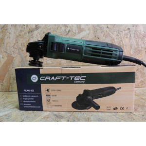 Болгарка Craft-tec PXAG-433 (125mm, 920W)