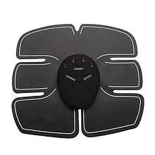 Миостимулятор для мышц живота EMS Trainer, Тренажер Beauty Body 6 Pack EMS Черный