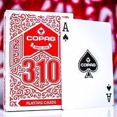 Карти гральні | Copag 310 Red Deck