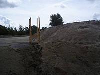 Песок для пескоструя в мешках 50кг.
