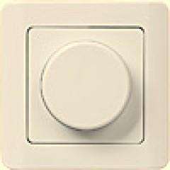 ВСР10-1-0-ГКм Светорегулятор поворотный (кремовый)