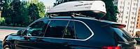 Автомобильный бокс TERRA DRIVE 480л белый глянец правосторон. открытие Центр.трехригельный замок ()