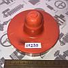 Проставка пружины ЛАНОС DAEWOO LanosSENS задней 27мм AT 9844-200R (СИЛИКОН ОРАНЖЕВЫЙ) (GO) (96179844силикон)