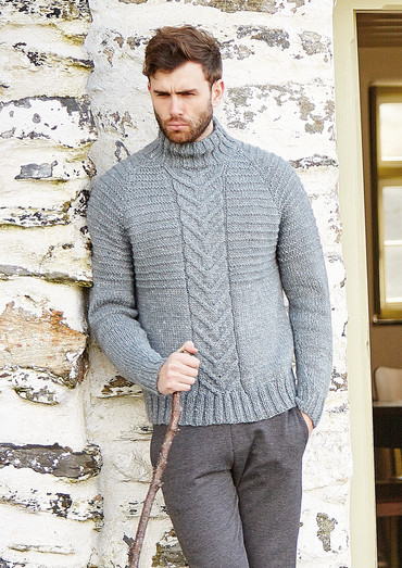 вязание для мужчины шапки свитер носки