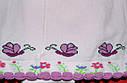 Колготи з вшитою спідницею Равлик світло-рожеві (р. 86-104 см) (DeMelatti, Туреччина), фото 2