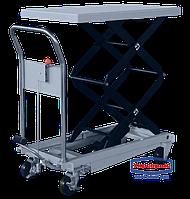 Стол гидравлический подъемный VULKAN SYTJ-100S 1000 кг/1,5 м