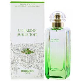 Hermes Un Jardin sur le Toit , унисекс туалетная вода , 100 ml