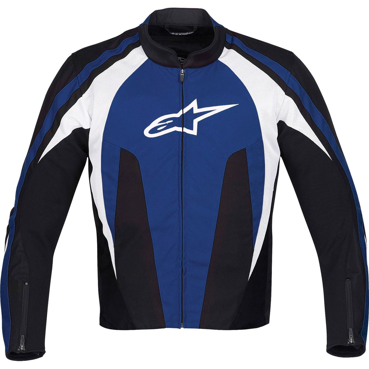 """Куртка Alpinestars T-stunt AIR BLUE """"XL"""" (52р.) текстиль"""