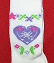 Колготы с вшитой юбкой Улитка кремовые (DeMelatti, Турция), фото 4