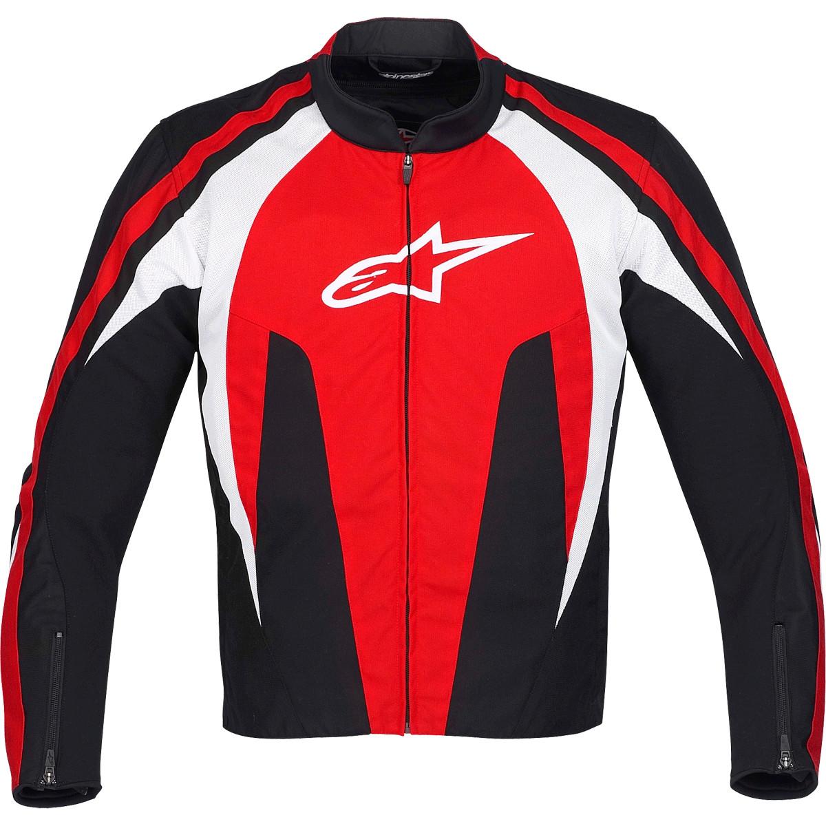 "Куртка Alpinestars T-stunt AIR RED ""XL"" (52р.) текстиль"