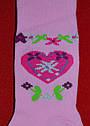 Колготы с вшитой юбкой Улитка розовые (DeMelatti, Турция), фото 4