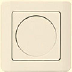 ВСРн10-1-0-ГКм Светорегулятор нажимной (кремовый)