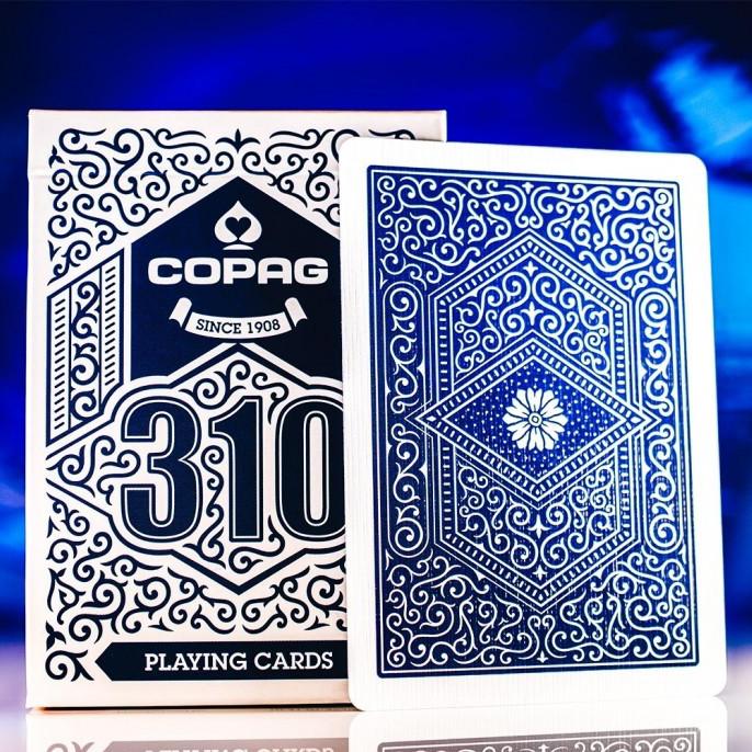 Карты игральные| Copag 310 Blue Deck