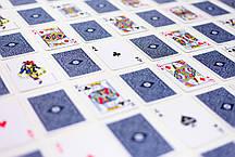 Карты игральные| Copag 310 Blue Deck, фото 2