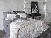 Комплект постельного белья 200x220 ISSIMО SOREN серый