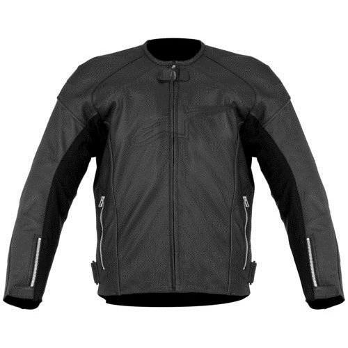 "Куртка Alpinestars TZ-1 RELOAD ""XL"" (52 р.) кожа black"