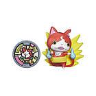 Фигурка Yo-Kai Watch с медалью - Jibanyan. Оригинал Hasbro B5938/B5937, фото 3